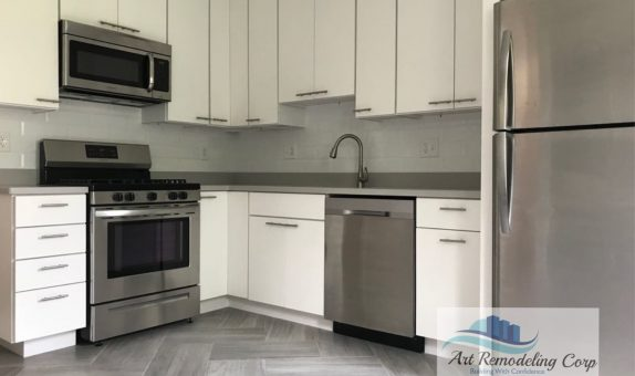 Project: Kitchen and Bathroom Remodeling