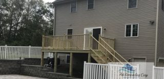 deck construction grafton ma